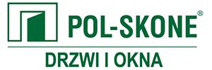 Pol-Skone logo - Drzwi i okna Szczecin