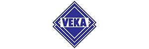 Veka logo - systemy okienne PCV Szczecin